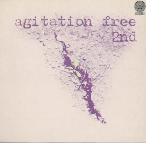 Agitation Free - 2nd (Vertigo 6360 615, 1973)